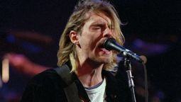 altText(Un autorretrato de Kurt Cobain se vendió a un precio exorbitante)}