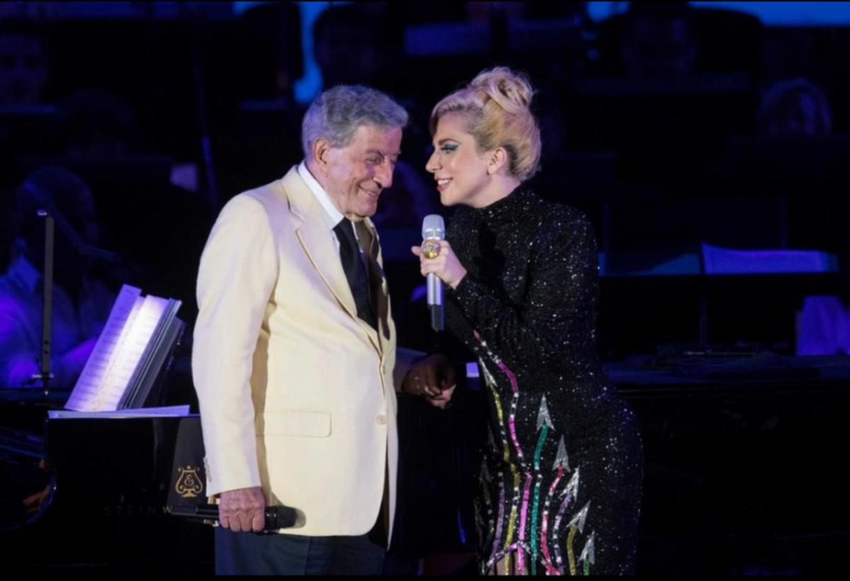 Lady Gaga y Tony Bennett darán sus últimos conciertos juntos