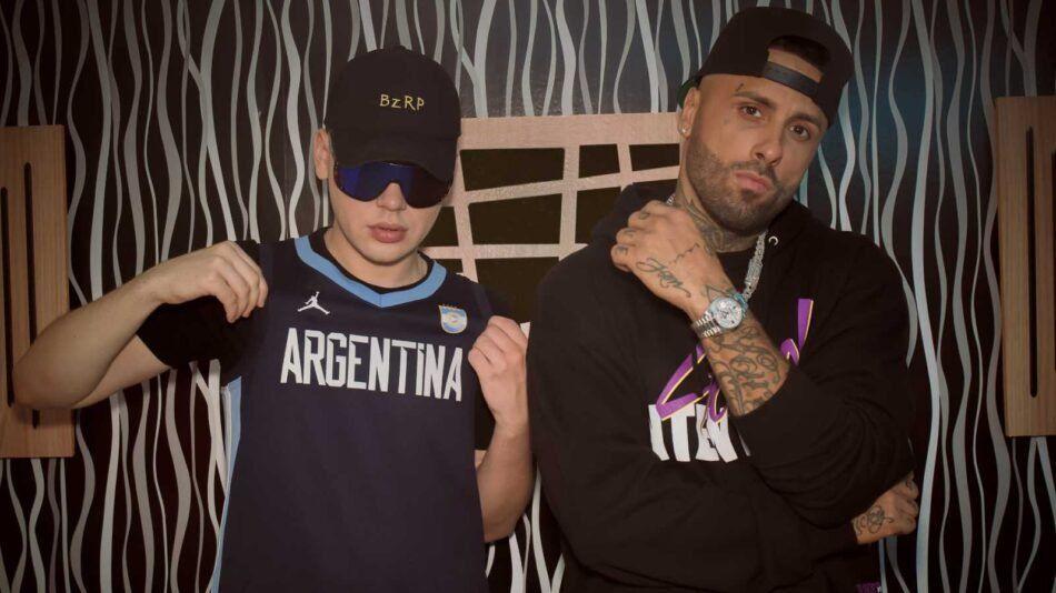 El productor y DJ matancero Bizarrap rompe récords por su nueva sesión con Nicky Jam