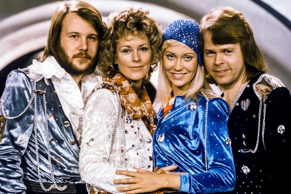 ABBA desafía al tiempo y logra un récord con un compilado